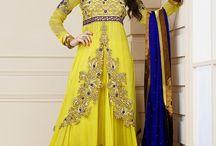 Diwali Salwar Kameez / Diwali is the time when ladies flaunt in their best salwar kameez right from the traditional salwar kameez to designer georgette salwar kameez, designer silk Cotton salwar kameez, designer shimmer georgette salwar kameez, designer crepe salwar kameez and so on.