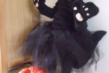 tuto costume chat noir halloween