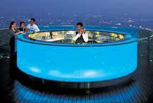 Coolest Rooftop Bars in the World / Bring you the very best rooftop bars in the world / by OneWorld365 Travel