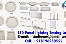 LED lighting Panel Testing / Get LED lighting Panel Testing Report, If you're Buyers Demanding for LED lighting Panel Testing– Contact Now! Mr. Puneet Sharma Call: 08196980555 Email: ITCIndiaOne@Gmail.Com