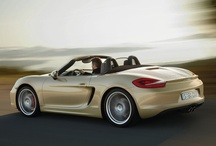 Porsche-Boxster S 2013 / Official Photos from Porche