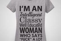 I want my T-shirt