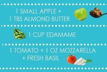 snacks under 100cal