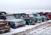 Vintage Vehicles