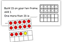Kindergarten:  Place Value & Larger Numbers / by Tracy Ballin