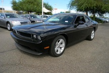 Dodge Challengers / by Lisa Longendyke
