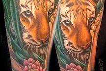 Tattoo / by Breanna McClain