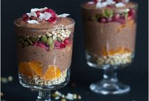 winter vegan desserts