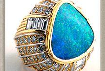 The Barakat Jewelry Collection / Jewelry Creations By Fayez  Barakat / by Fayez Barakat