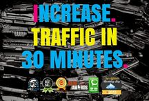 Traffic Generation tips for Websites / Learn tips and tricks to generate traffic to your website