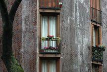 facade...