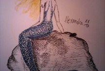 My drawings :P