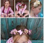 Wedding HeadCandy / Headbands, head dresses, veils, bows, clips / by Becky Joiner