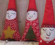 Weihnachtswichtel nähen