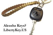 """Alicia Keys / Aleasha Keys.  A-leash-a Keys.  """"George Washington's Liberty Key:  Mount Vernon's Bastille Key -- the Mystery and Magic of Its Body, Mind, and Soul.""""  www.LibertyKey.US  (Character, Culture, Constitution)"""