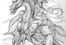 sárkányok