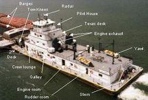On A Boat! / by Shannon Okey | knitgrrl.com