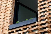 brick fasades