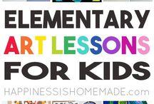 Homeschool Art