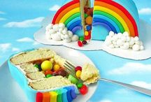 Kids cakes & party food ideas