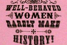Quotes - Feminism