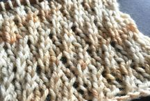 na drutach i szydełku