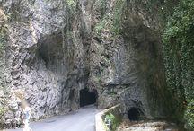 Places to discover #Italy / La bacheca mostra luoghi poco trafficati da scoprire in moto. Capitolo Italia