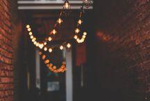 ↠ lights.