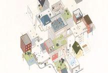 drawings + diagrams