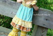 Cute Girls Dresses / by Kellie Mark