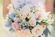 flower bride bouquet