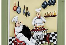 Chef Kitchen / by Shannon Shakespeare