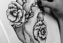 Stippling Art