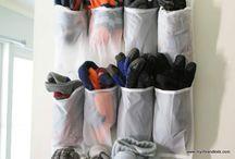 Organization / by Julie Wood