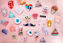 Pins and cute stuff