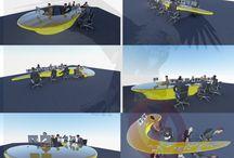 Ef mimarlık-orientalem / vav mobilya ve fütüristik modeller