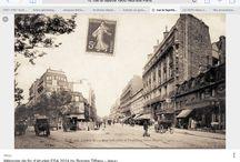 Paris d'avant, rive droite