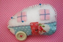 Pin Cushion / by Pam England