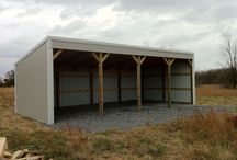 pole barn shed