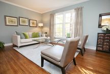 Living room / by Savannah Dormo
