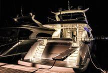 Amer Yachts cruising around