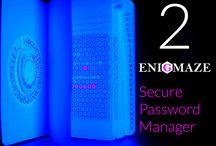 Secure Password Log Book