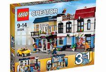 New LEGO Item arrival-LEGO Creator Bike Shop & Café 31026