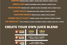 juice bar / by Christy Hughes