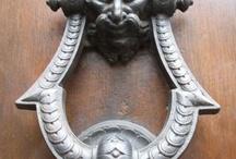 doorknockers and... / by Jacquie Jeffery