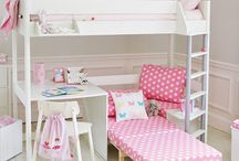Spaces for kids / How to organise spaces for children indoor as well as outdoor