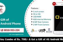 Ozone PiggiDeals / It is a company offering free mobile phone on its various packages.