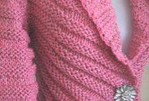 casaco de trico