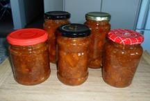 Chutneys, Sauces & Relishes