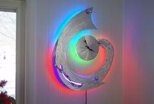 Neon sculptures / Neon sculptures